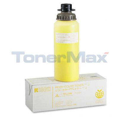 RICOH NC-8015 TYPE J TONER YELLOW